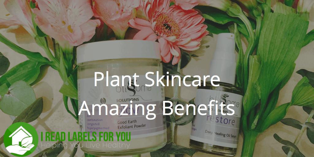 Plant Skincare Blissoma