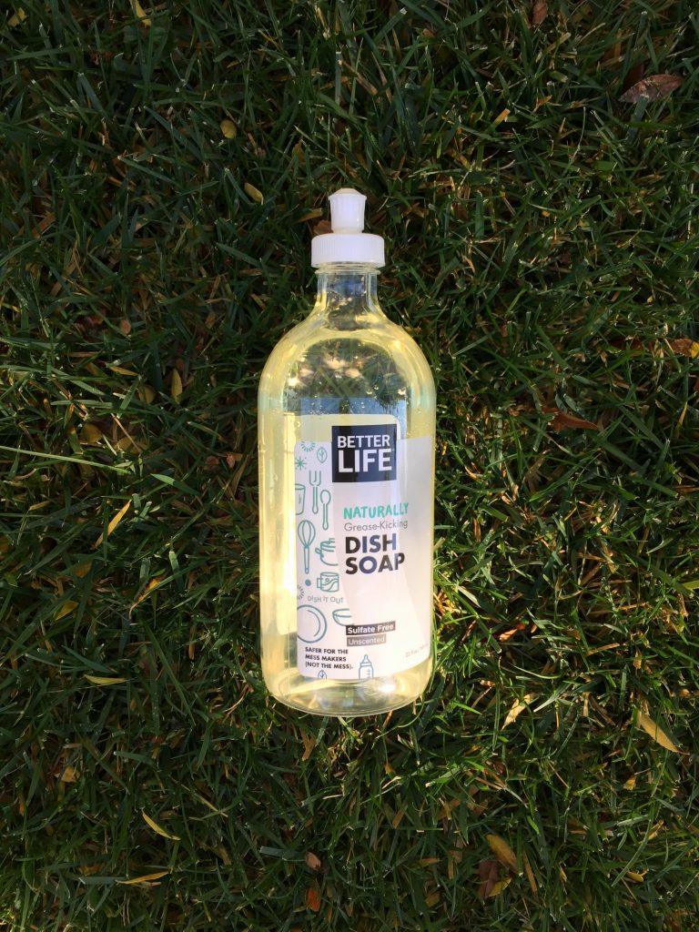 non-toxic dish soap