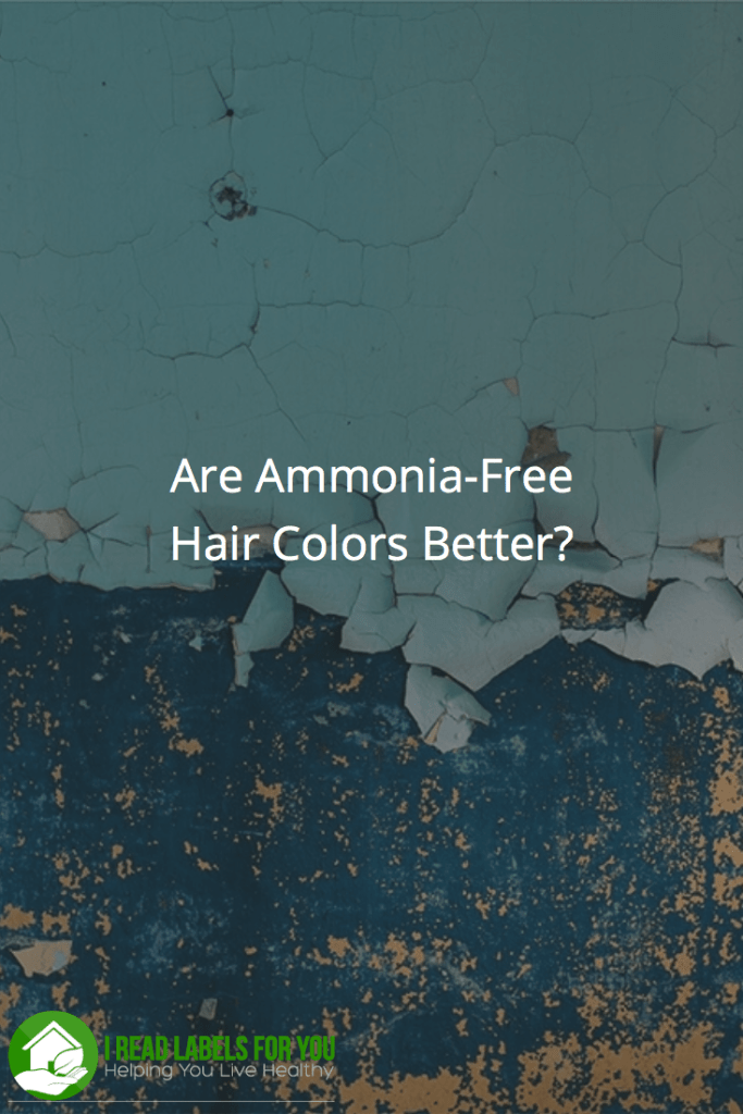 ammonia-free hair color brands