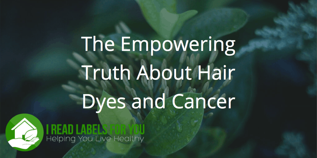 The empowering truth about hair dyes and cancer
