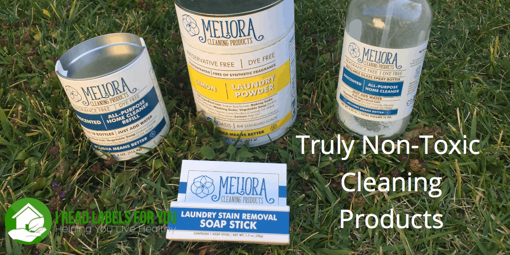 Truly amazing eco non-toxic cleaning products