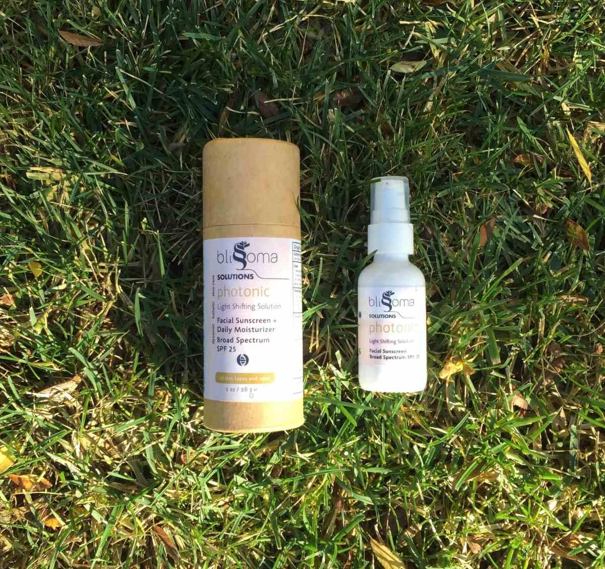 Blissoma Face Sunscreen