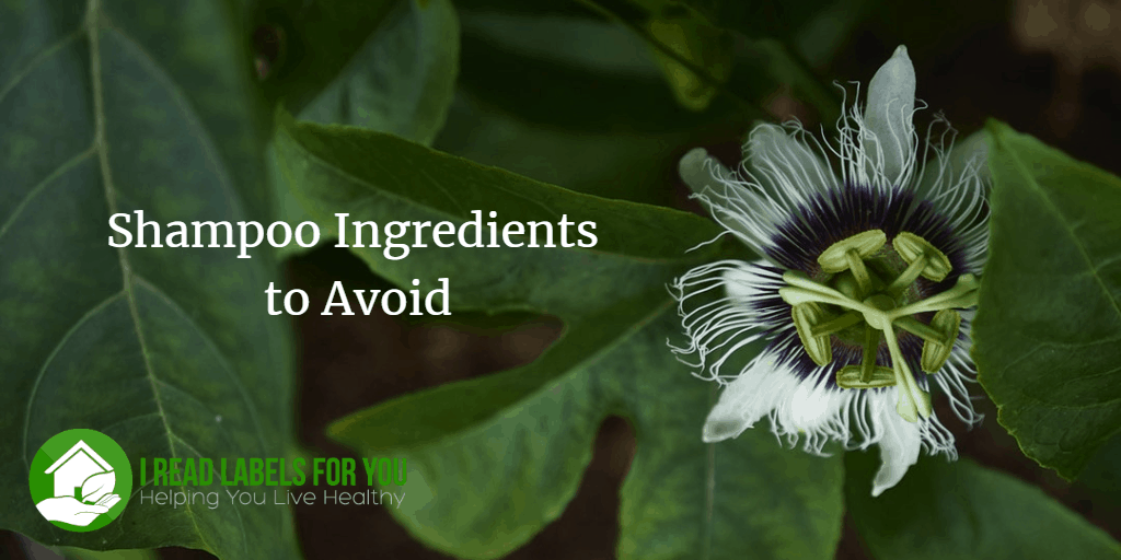 Shampoo Ingredients to Avoid