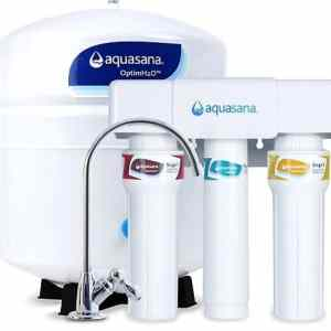 Aquasana reverse osmosis water filter