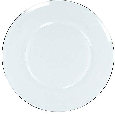 Duralex glass plate