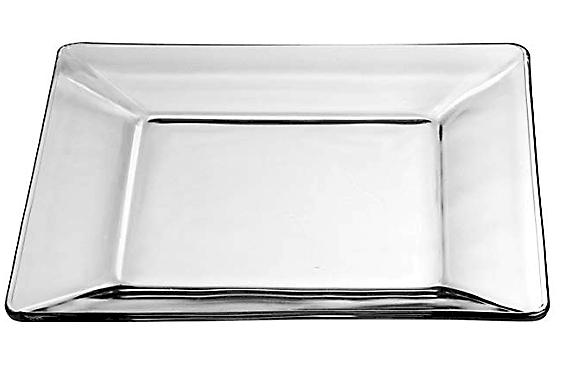 Libbey Glass Plate