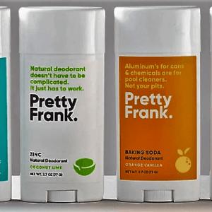 Pretty Frank Deodorant