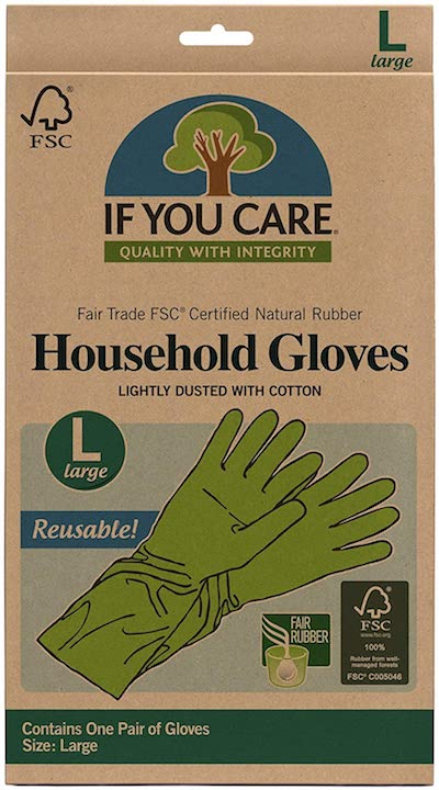 Household Natural Latex Gloves
