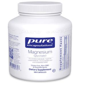 Magnesium Glycinate Capsules