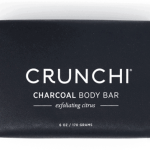 Crunchi Charcoal Body Bar