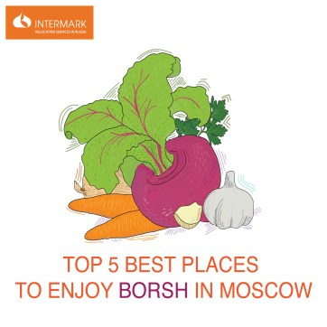 To places for Borsh