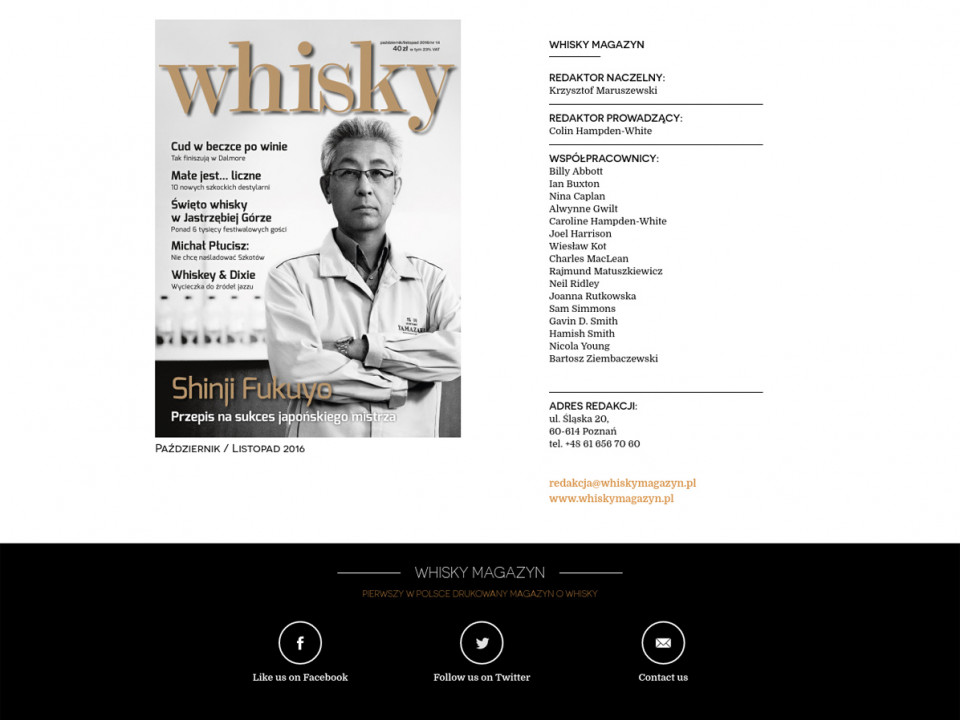 Website Whisky