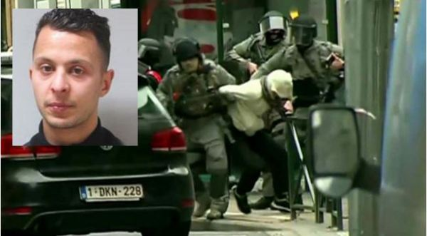 Paris Attacks Suspect Abdeslam Captured