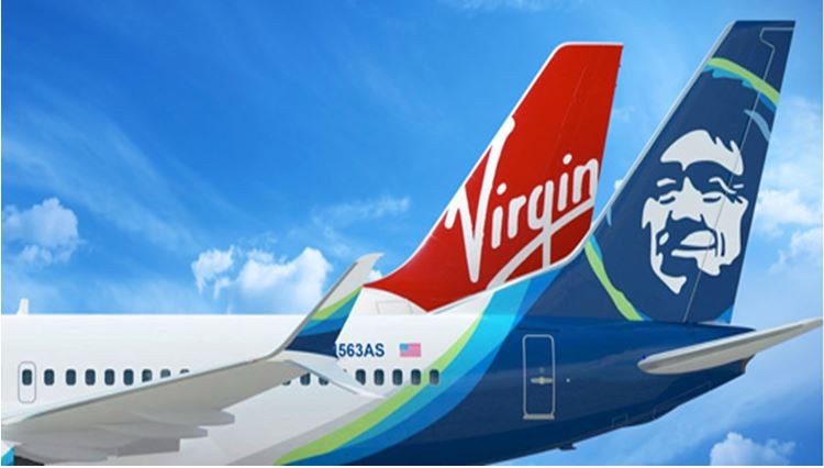 Alaska Air Buys Virgin America
