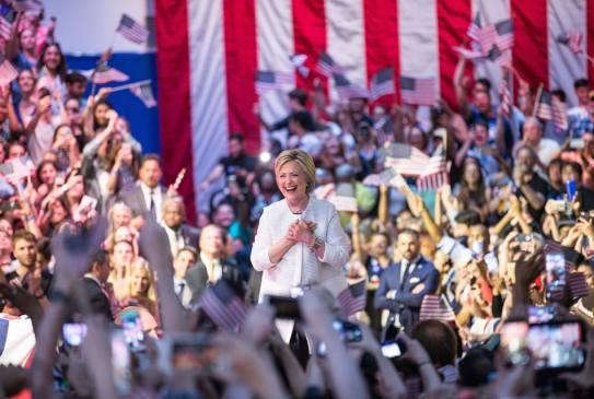 Hillary Clinton Made History