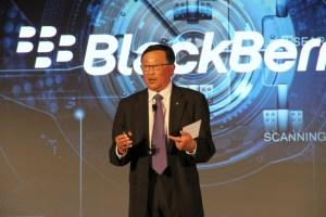 BlackBerry CEO John Chen on Security