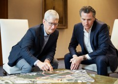 Apple pledges $2.5 billion to help California resolve the housing shortage