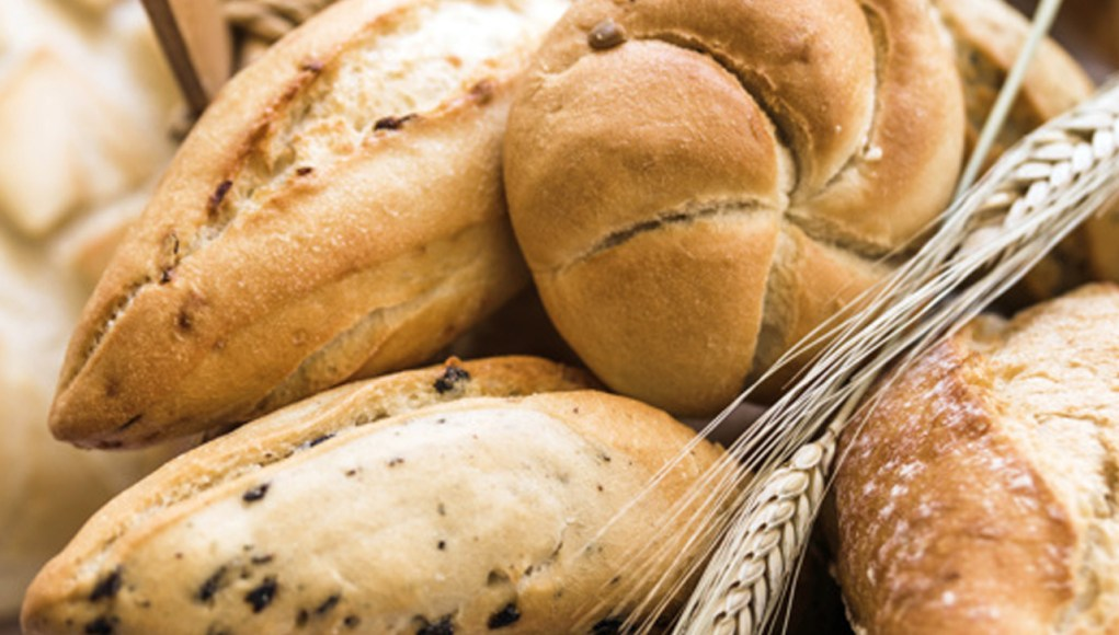 Pan rústico casero al horno de leña