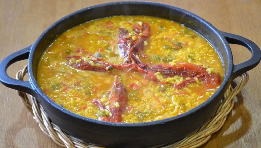 Tipos y recetas de arroz caldoso