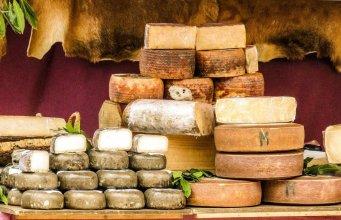 Ideas de aperitivos con queso de cabra manchego