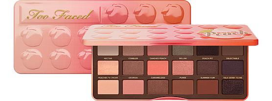sweet peach palette # 30