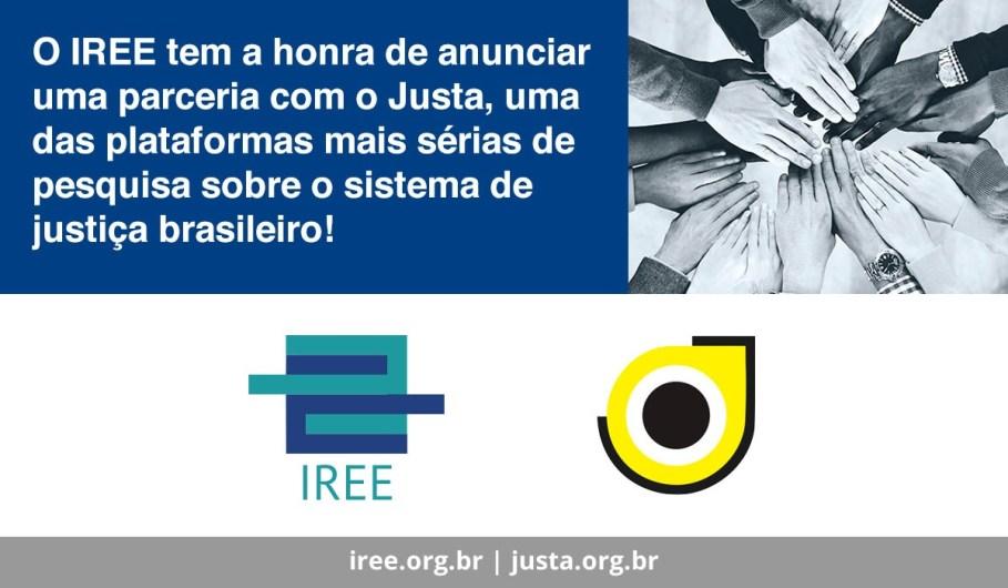 IREE e Plataforma Justa firmam parceria
