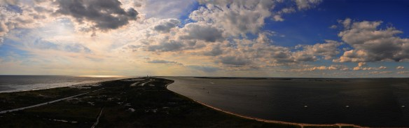 Bay and Ocean