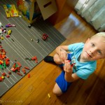 Tomek i Lego
