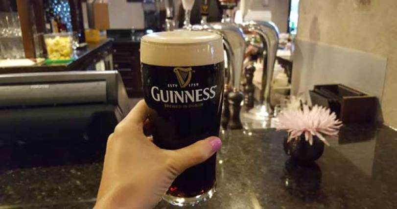 Irish farmers say a pint of Guinness should be cheaper
