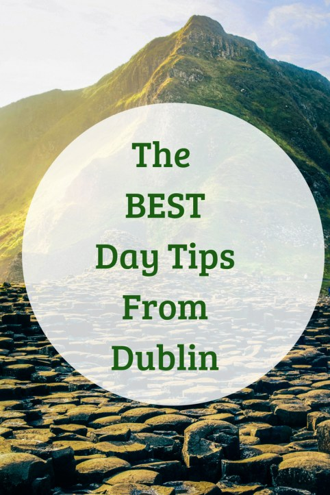 Looking to see a bit more of Ireland? These are the best day trips from Dublin.