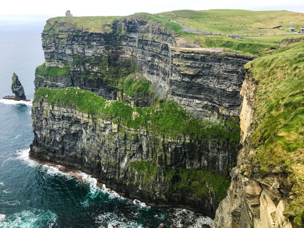 irish legends of the cliffs of moher ireland stole my heart