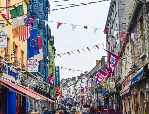 Free things to do in Galway