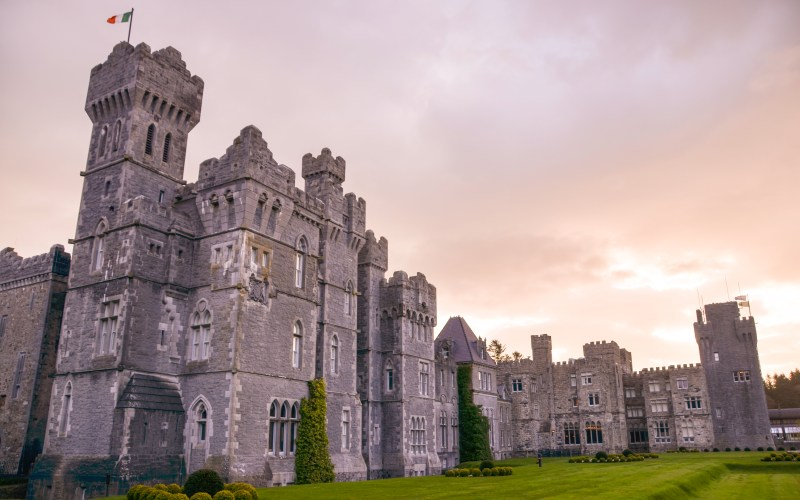 Irish Castle Hotels for Every Budget