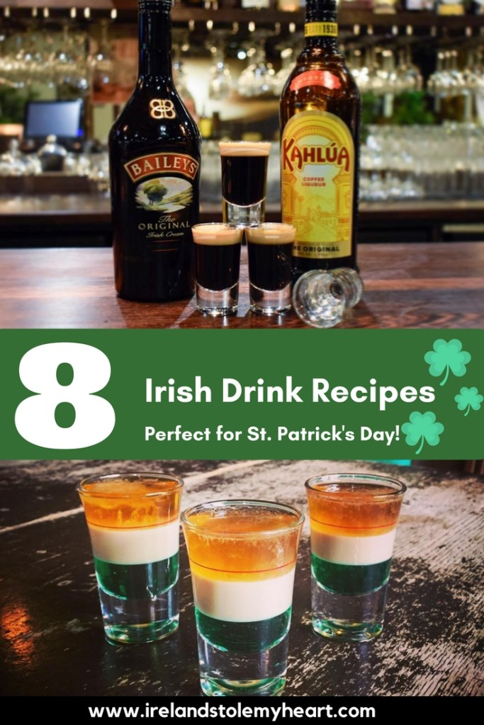 Irish Drinks