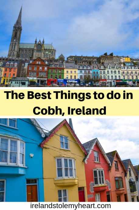 Considering a visit to Cobh, Ireland? Here are the best things to do in Cobh. #Cobh #Ireland