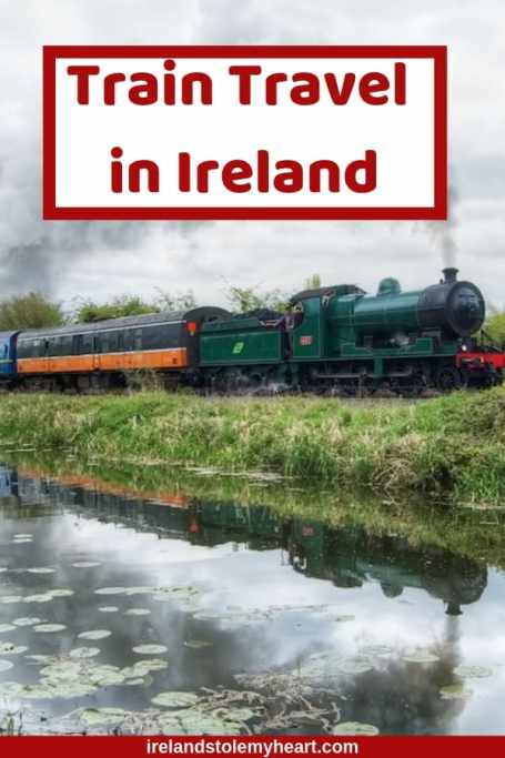 Wondering how to get around Ireland? Here's what you need to know about train travel in Ireland