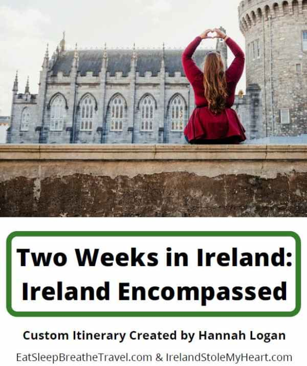 Two Weeks in Ireland