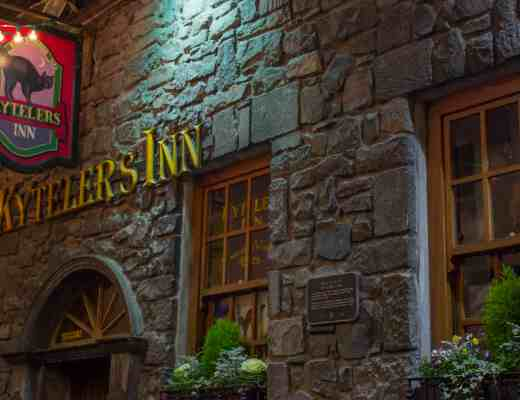 Kytelers Inn in Kilkenny, Ireland