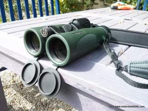 Review of the Hawke Frontier ED Binocular