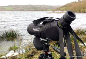 Putting the Vanguard Endeavor HD 65A Spotting Scope through its paces