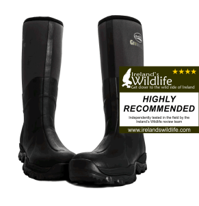 Rockfish Groundhog wellington boots reviewed by Ireland's Wildlife