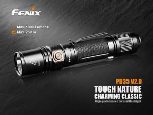Fenix PD35 V2.0 Review