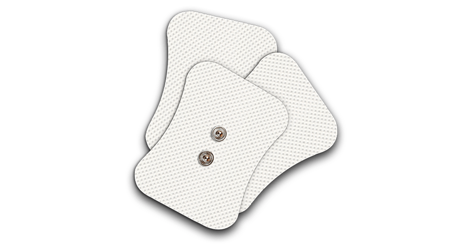 Whats included in ET-0404 Mini TENS Electrode Pads Refill Kit