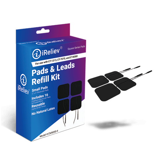 iReliev Pads and Leads Refill Kit