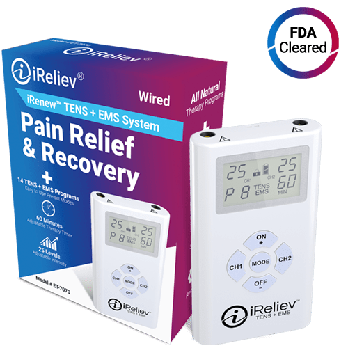 iRenew TENS Unit EMS Device