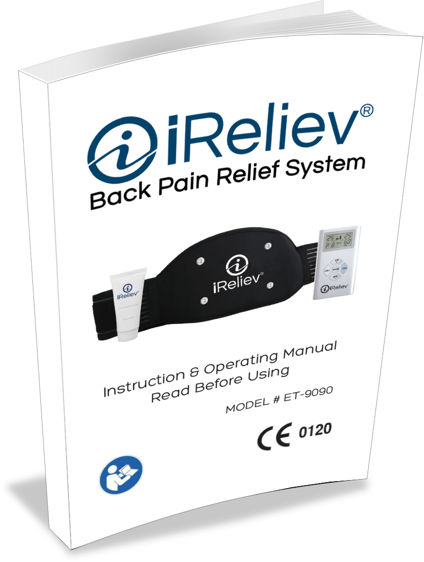 ET-9090 TENS Unit Back Pain Relief System