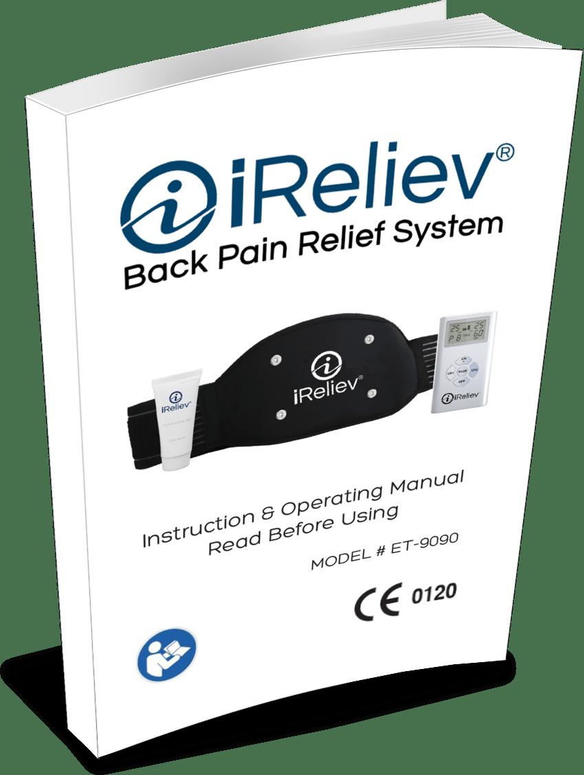 ET-9090 TENS Unit Back Pain Relief System