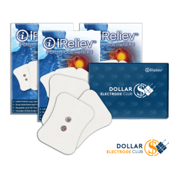 Dollar Electrode Pad Club Subscription, Mini Size