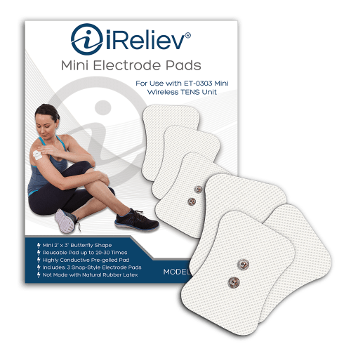 Mini Electrode Pads Single Pack