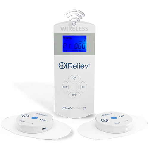 ET-5050 Wireless TENS Units + EMS Devices